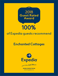 Enchanted Cottages on Expedia