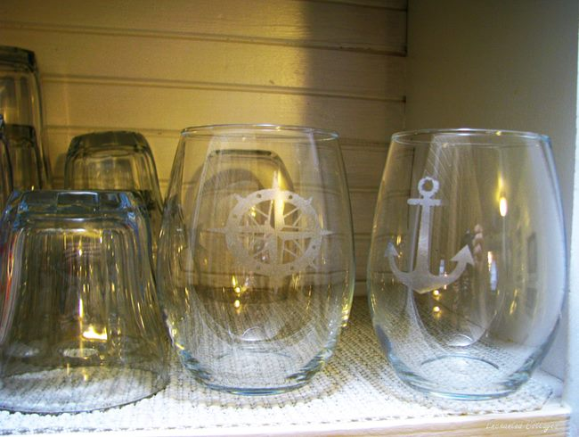 CC Wine Glasses