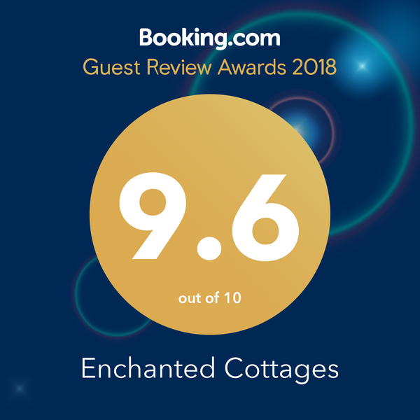 Enchanted Stay on Booking.com