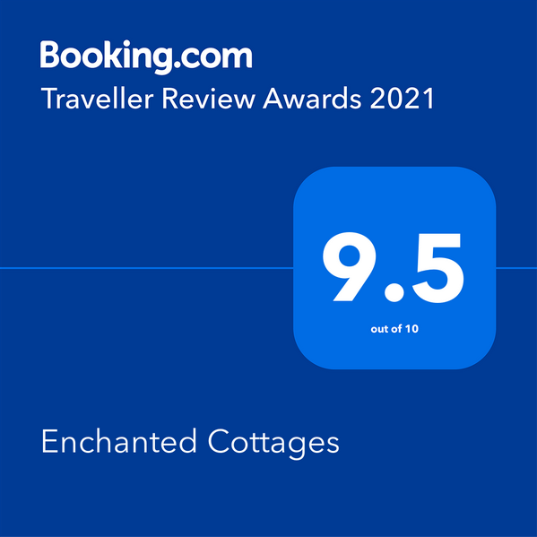 Enchanted Cottages on Booking.com